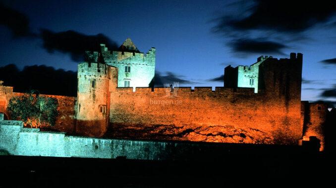 Cahir-Castle_Burg-bei-Nacht_c-Cahir-Castle_800
