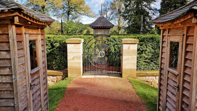 Dumfries-House_Maze-Entrance