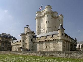 Château de Vincennes - der beeindruckende Donjon © P. Berthe / Centre des Monuments Nationaux