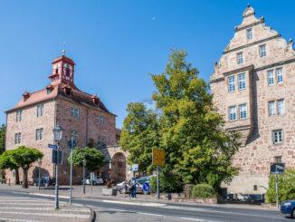 Landgrafenschloss Eschwege - Fassade © Thorsten Eschstruth / TI Eschwege