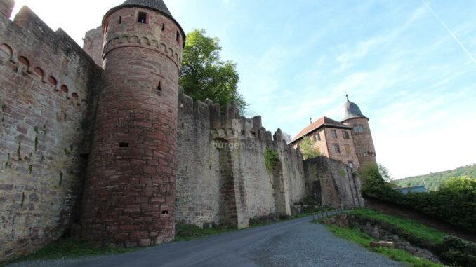 Burg-Wertheim_Schildwall_3589