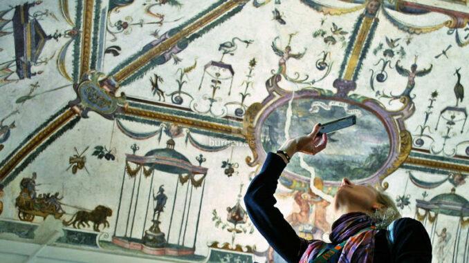 Castello-Principi-dAcaia-di-Fossano-Sala-delle-grottesche_c-Castello-Principi-dAcaia-di-Fossano_800