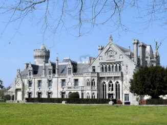 Château de Keriolet - Südfassade © Château de Keriolet