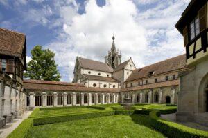 Kloster Bebenhausen Klosterhof©Photo Christoph Hermann SSG