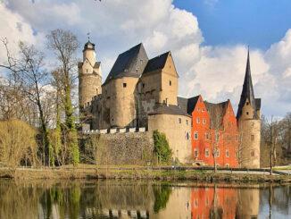 Burg Stein - Hartenstein im Erzgebirge © Susann Gramm