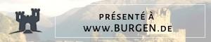 burgen.de Banner (FR), 300x60 px