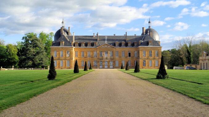 Chateau-de-Digoine_Suedfassade