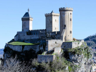 Chateau de Foix - Panorama © Pixabay