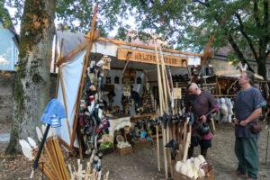 Mittelaltermarkt Markttreiben Schillingsfürst ©Turba Events