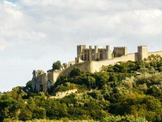 Castelo de Óbidos und seine gewaltigen Mauern Photo: © Castelo de Óbidos