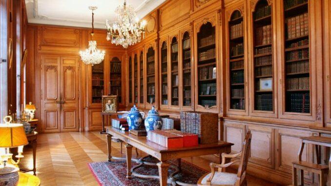 Chateau-de-Saint-Fargeau_Bibliothek _c-Chateau-de-Saint-Fargeau_800