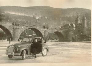 Foto-Aktion Souvenirs _Heidelberg historisch©Ekkehard Popp SSG