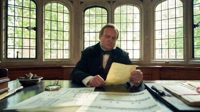 James Trenchard (Philip Glenister) Foto TVNOW (c) Carnival Film & Television 2019. All rights reserved.
