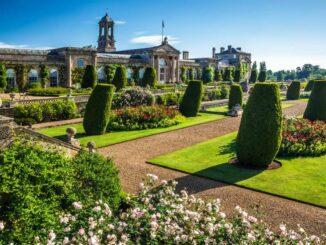 Bowood-House Gartenfassade © Anna Stowe