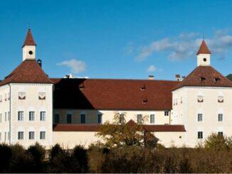 Hofburg Brixen Bressanone – Ansicht von Süden Photo: © Hofburg Brixen Bressanone