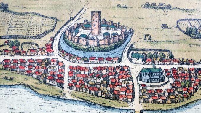 Kärnan-i-Helsingborg_Alte-Darstellung-der-Stadt_c-burgen-de_800