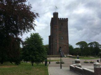 Kärnan i Helsingborg – Wehrhafter Turm © burgen.de