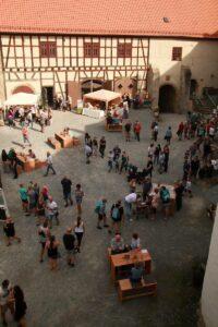 Kreativmarkt Veste Heldburg © Photo Deutsches Burgenmuseum