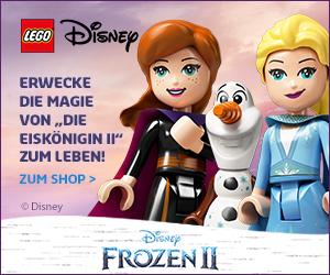 Banner : LEGO - Frozen II : 300x250
