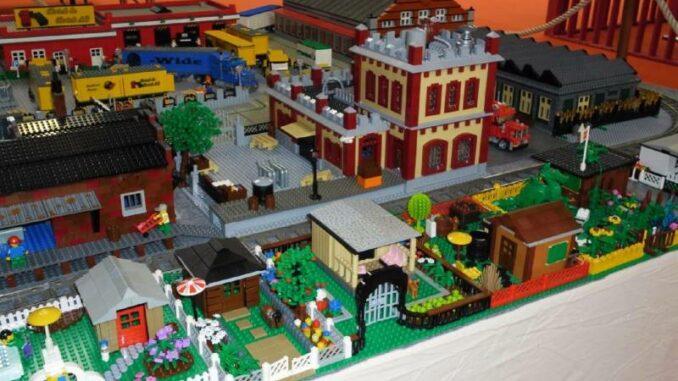 Residentschloss Ludwigsburg Ausstellung Fasination Lego ©Photo Klötzlebauer-Ulm SSG