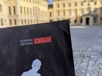 Schloss Ludwigsburg Krimilesung Zeyher © A. Raquet SSG