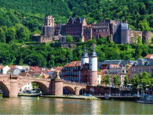 Tag des offenen Denkmals® 2021 Erhalt der Schlossruine in Heidelberg ©Roland Rossner-Deutsche-Stiftung-Denkmalschutz