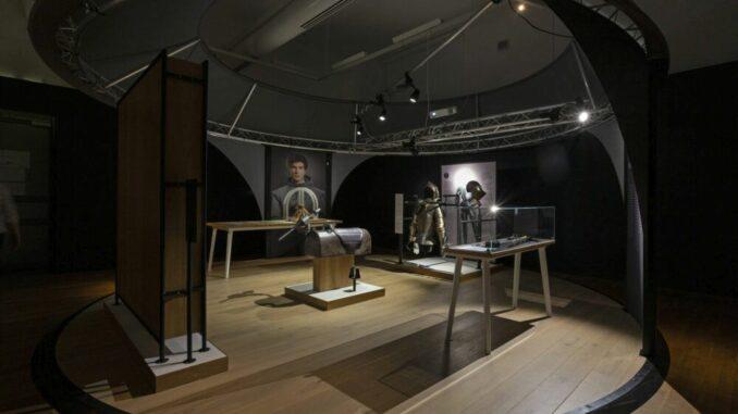 Ausstellung Ritter und Burgen Ritterturnier © Landesmuseum Hannover