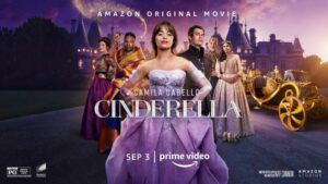 Cinderella Filmplakat © Amazon Studios All-rights-reserved