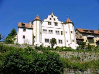 Graf Eberstein Schloss Aussenansicht © Graf Eberstein Schloss
