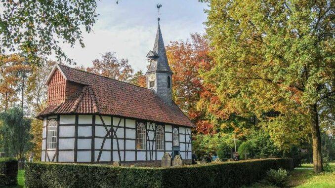 Museumsdorf Cloppenburg Dorfkirche © Eckhard Albrecht